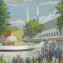 Boise LDS Temple
